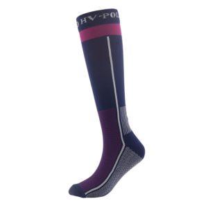 custom equestrian boot socks
