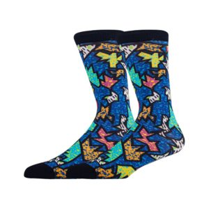 Custom Dye Sublimated Socks