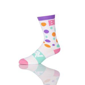 6 Inch Specialized Women's Cute Cycling Socks