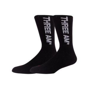 Best Black Men's Training Socks