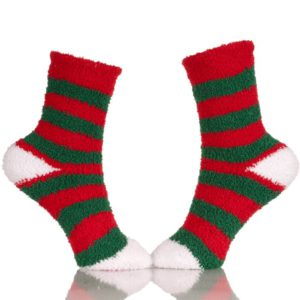 Soft Thick Dollar Tree Fuzzy Socks