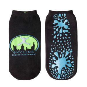 custom trampoline socks